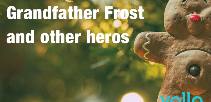 grandfather frost and other heroes