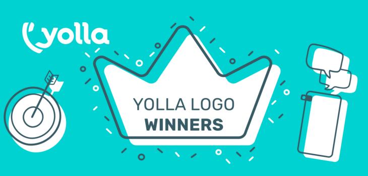 yolla logo winners
