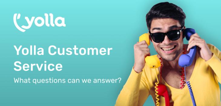 yolla customer service