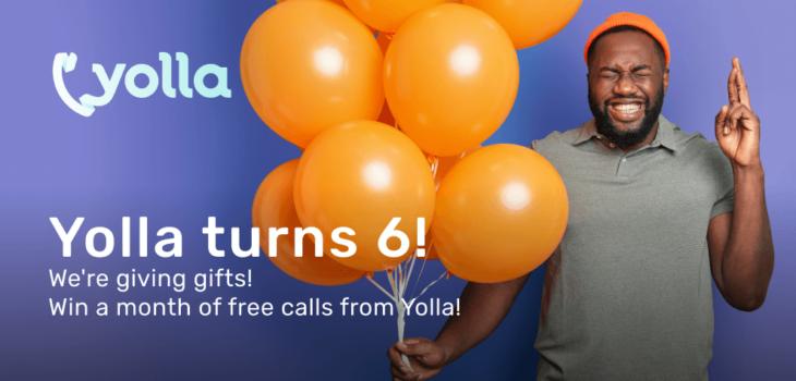 yolla birthday giveaway
